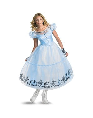 Alice in Wonderland Movie Adult Costume