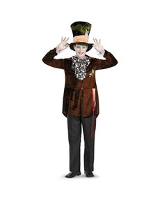 The Mad Hatter Movie Adult Costume
