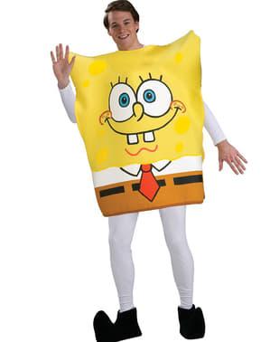 Disfraz de Bob Esponja  para adulto