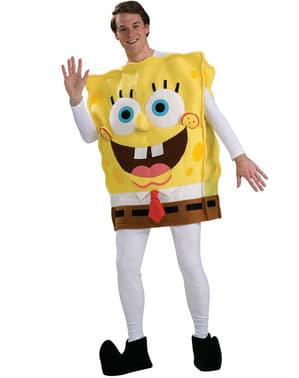 Deluxe svampebob kostume til voksne