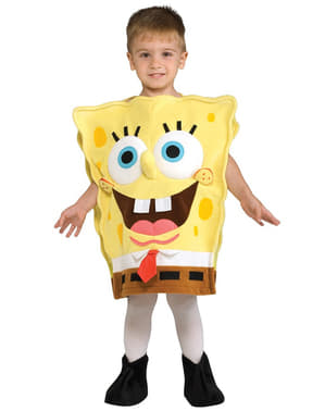 Deluxe Spongebob Toddler Costumer
