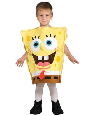 Deluxe svampebob kostume til børn
