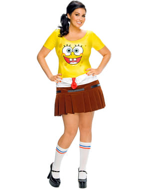 Sexy Spongebob Adult Costume