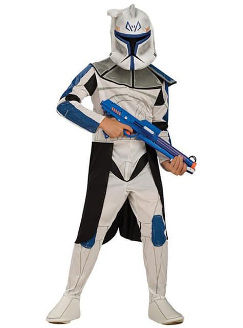 Maskeraddräkt Clone Trooper Star Wars för barn