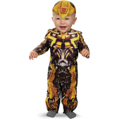 Disfraz de Transformers Bumblebee Dark of the Moon para bebé