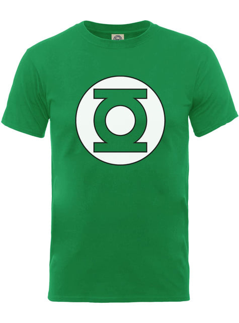 Green Lantern Emblem t-shirt for men