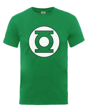 Maglietta della Lanterna Verde Emblem per uomo