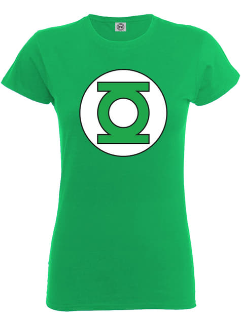 Green Lantern t-shirt for women