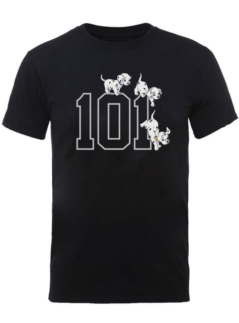 101 Dalmatiërs Puppies t-shirt voor mannen