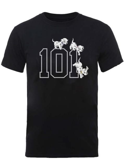 101 Dalmatiner Doggies T-Shirt für Herren