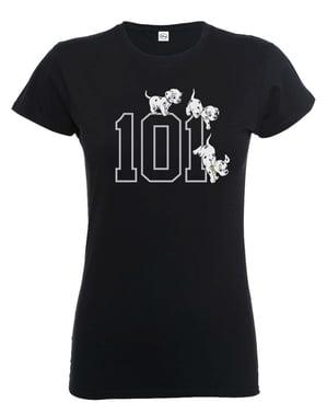 101 Dalmatinere Hunder t-skjorte