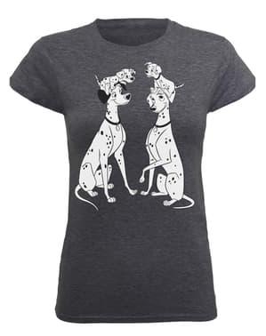102 Dalmatiner Family T-Shirt für Damen