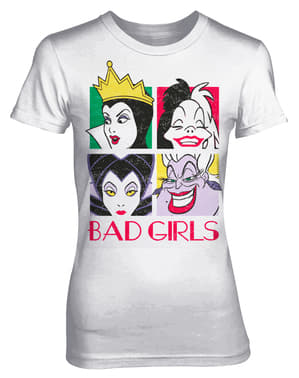 Naisten Disney Bad Girls t-paita