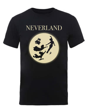 Peter Pan Moon Silhouettes t-shirt for men