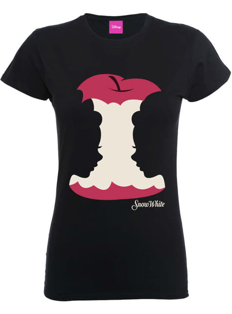 Camiseta de Blancanieves Apple para mujer