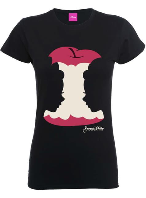 T-shirt de Branca de Neve Apple para mulher