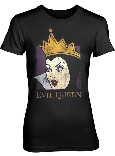 Snow White Evil Queen t-shirt for women