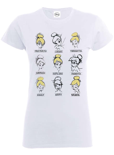 T-shirt Fée Clochette Moods femme