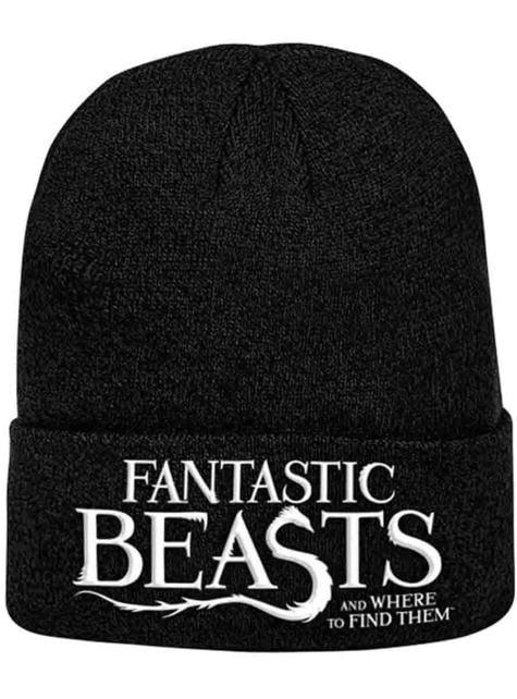 Bonnet Les Animaux fantastiques Logo