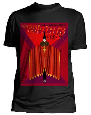 T-shirt de Monstros Fantásticos e Onde Encontrá-los Witch's Friend para homem