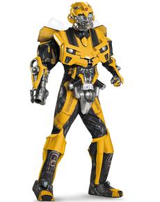 Disfraz de Transformers Bumblebee Dark of the Moon Élite para adulto