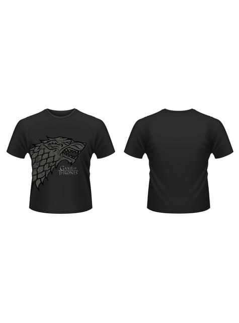 Camiseta de Juego de Tronos Direwolf para hombre - original