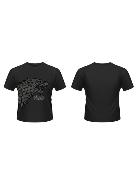Game of Thrones Direwolf t-shirt for men