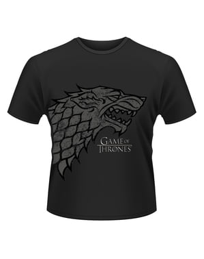 Game of Thrones Direwolf t-shirt voor mannen