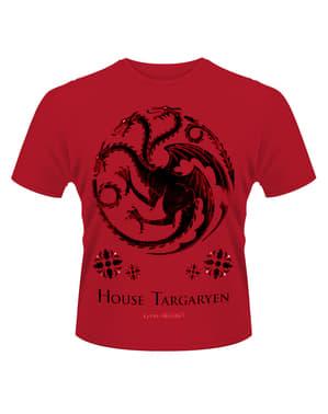 Tričko Hra o trůny (Game Of Thrones) House of Targaryen