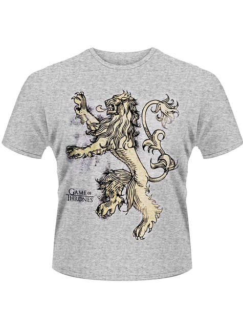 Game of Thrones Lannister t-shirt