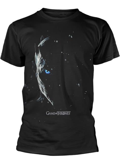 Camiseta de Juego de Tronos Night King