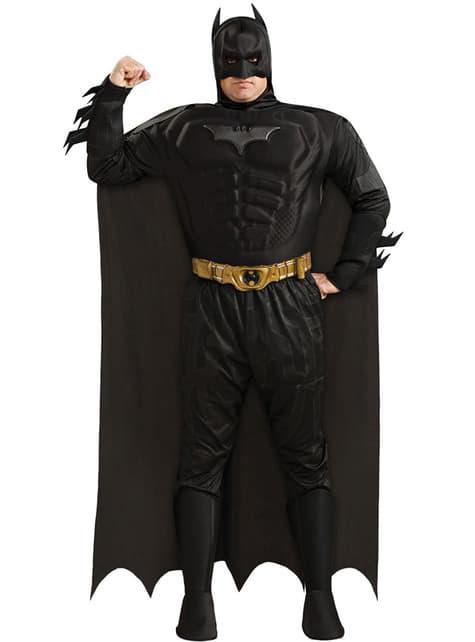 Fato de Batman Musculoso TDK Rises