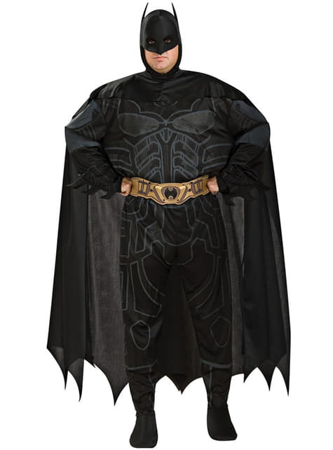 Disfraz de Batman TDK Rises - hombre