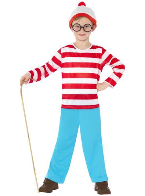 Wally gyermek jelmez