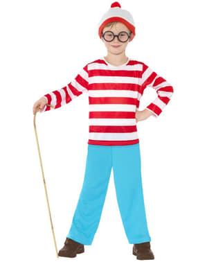 Fato de Wally para menino