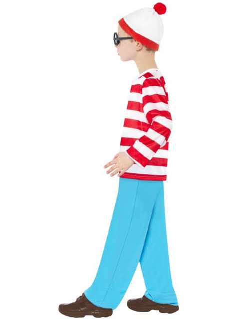 Disfraz de Wally para niño - infantil