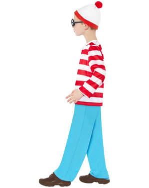 Kostium Wally dla chłopca