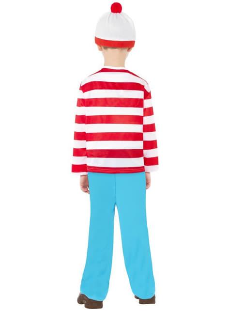 Disfraz de Wally para niño - original