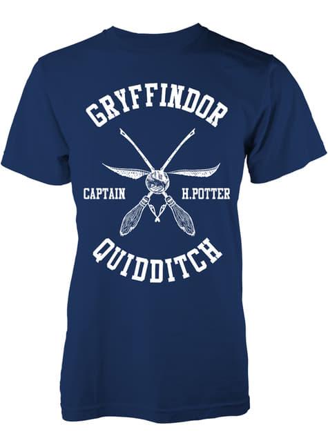 Camiseta de Harry Potter Captain Potter para hombre