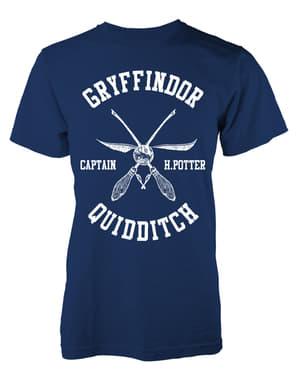 Harry Potter Captain Potter T-shirt til mænd