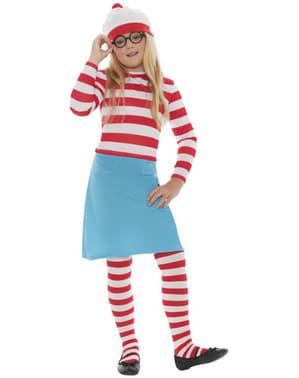 Holgerinde kostume til piger