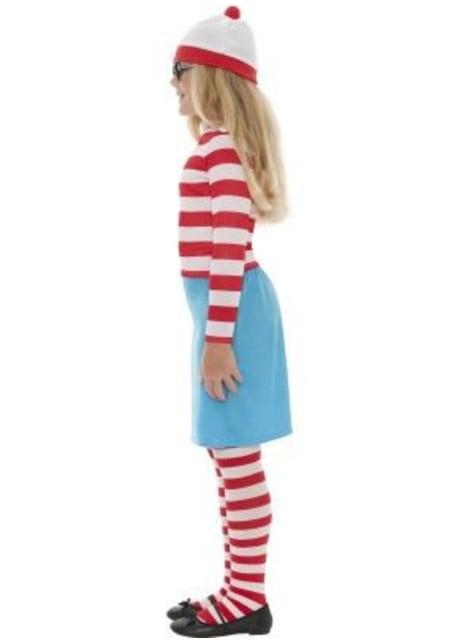Disfraz de Wenda para niña - niña
