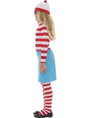 Costume da Wenda da bambina