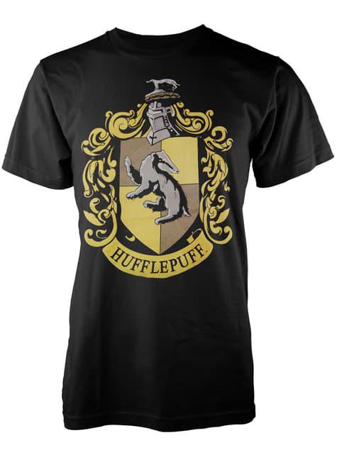 Harry Potter Hufflepuff T-shirt til mænd