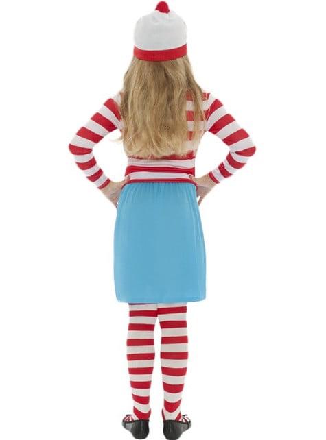 Disfraz de Wenda para niña - original