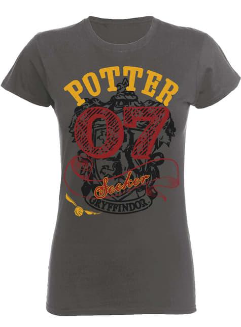 Camiseta de Harry Potter Seeker para mujer