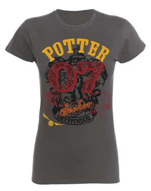 महिलाओं के लिए हैरी पॉटर सीकर टी-शर्ट
