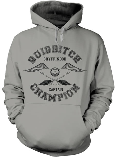 Bluza z kapturem Harry Potter Quidditch Champion