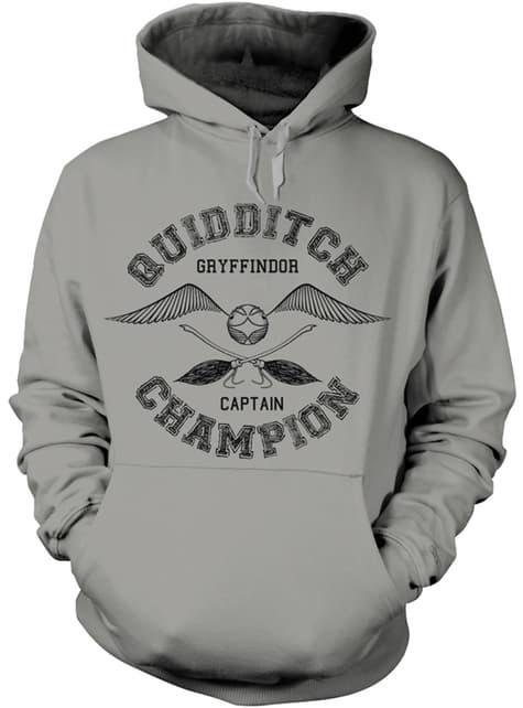 Quidditch Champion Sweatshirt Harry Potter