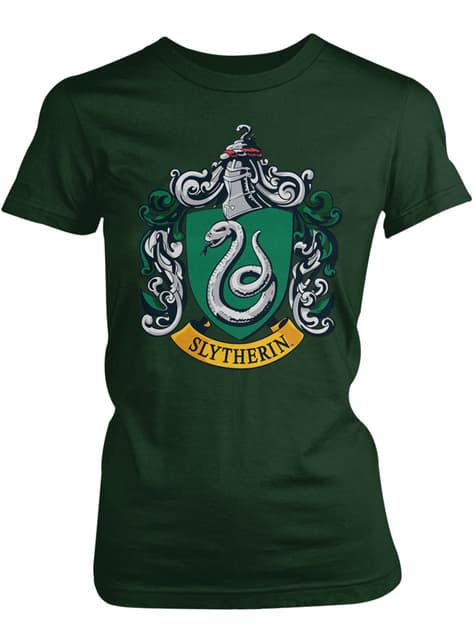 Harry Potter Smygard Crest t-skjorte for damer